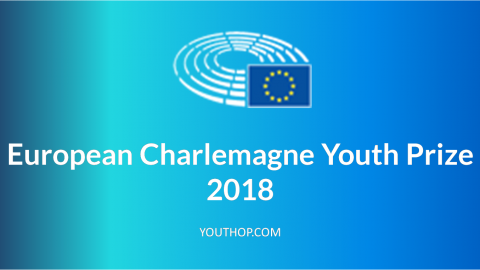 European Charlemagne Youth Prize 2018 in Germany