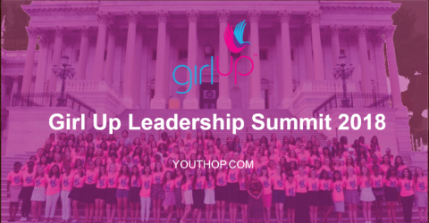 Girl Up Leadership Summit 2018 in USA [Fully Funded]
