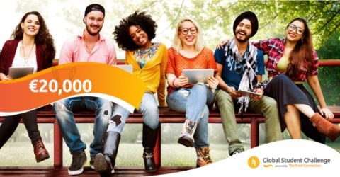 Global Student Challenge 2018 – Win a trip to Netherlands