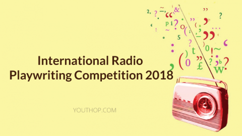 International Radio Playwriting Competition 2018 by BBC World