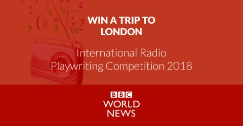 International Radio Playwriting Competition 2018 and win a trip to London