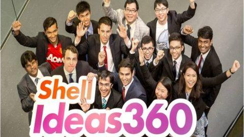 Shell Ideas360 Contest 2018