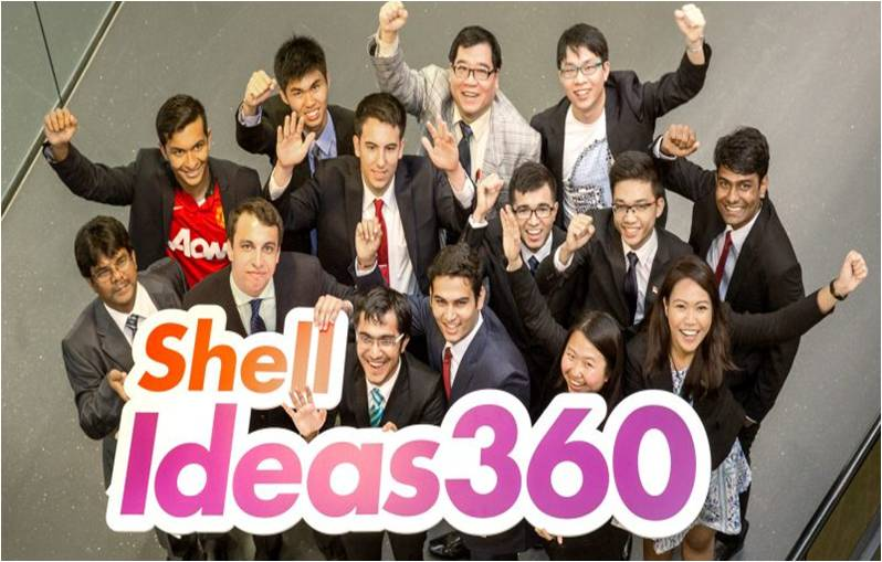Shell Ideas360 Contest 2018   Youth Opportunities