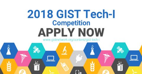 The GIST Technology Idea (Tech-I) Competition 2018 in Istanbul, Turkey