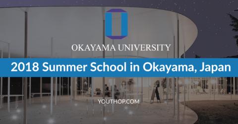 2018 Summer School in Okayama, Japan