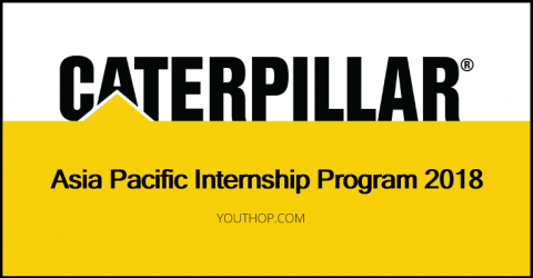 Asia Pacific Internship Program 2018 at Caterpillar Inc.