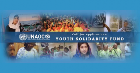 Call for Applicants: Youth Solidarity Fund