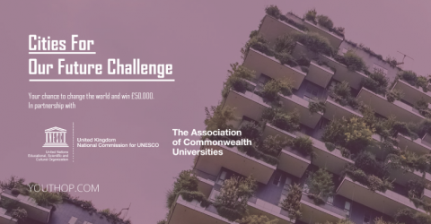 Cities for Our Future Challenge 2018