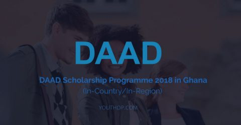 DAAD In-Country/In-Region Scholarship Programme 2018 in Ghana