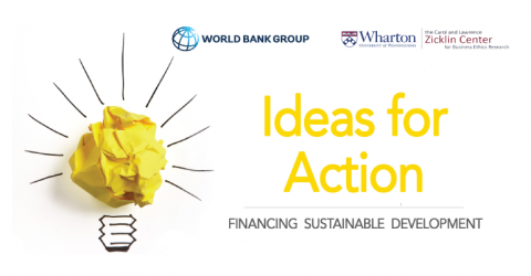 Ideas4Action Competition 2018 by The World Bank Group