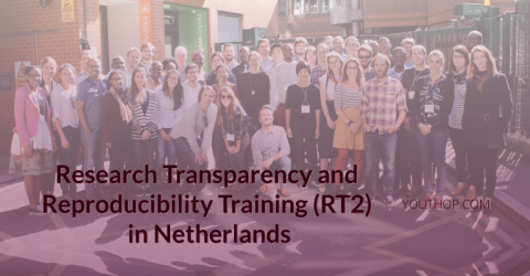 Research Transparency and Reproducibility Training (RT2) in Netherlands
