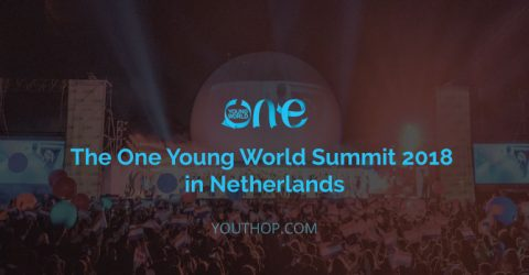 The One Young World Summit 2018 in Netherlands
