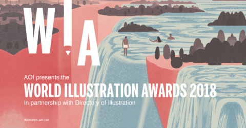 The World Illustration Awards 2018 in UK