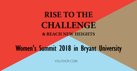 Women's Summit 2018 in Bryant University