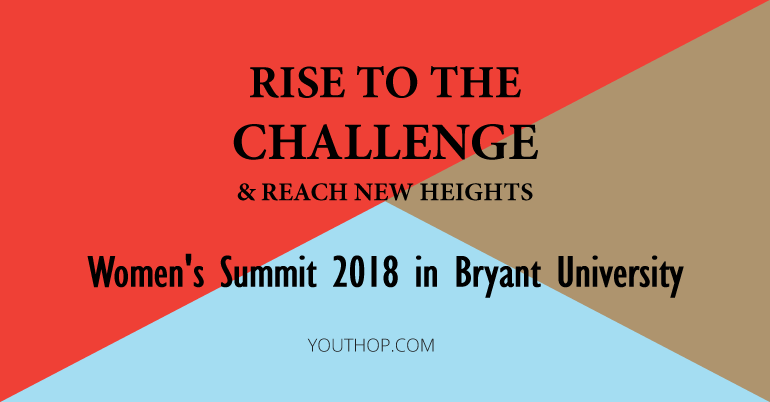 Women S Summit 2018 In Bryant University Youth Opportunities