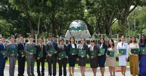 2018 Loom Nam Khong Pijai Scholarships at AIT in Thailand [Fully Funded]