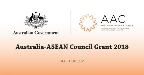 Australia-ASEAN Council Grant 2018