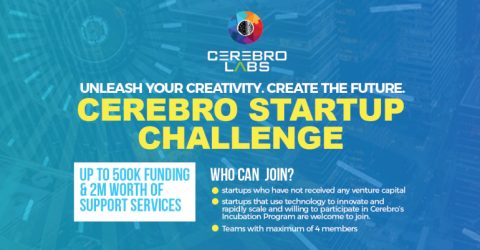 Cerebro Startup Challenge 2018 in Philippines