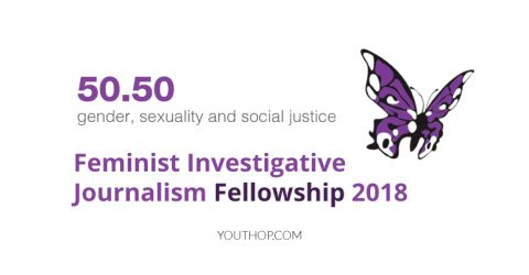 50.50 Feminist Investigative Journalism Fellowship 2018 in UK