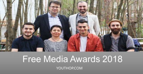 Free Media Awards 2018