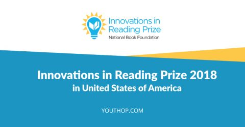 Innovations in Reading Prize 2018 in USA