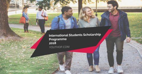 International Students Scholarship Programme 2018 in Sweden