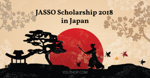 JASSO Scholarship 2018 for Short-term Study in Japan