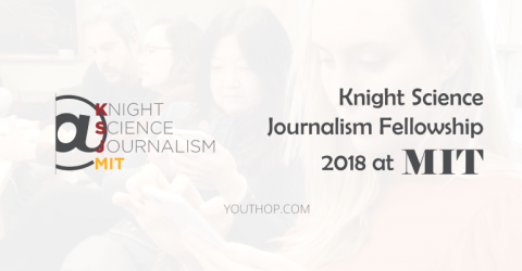 Knight Science Journalism Fellowship 2018 at MIT