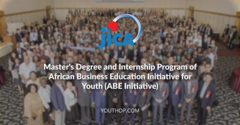 Master's Degree & Internship Program of African Business Education Initiative for Youth 2018