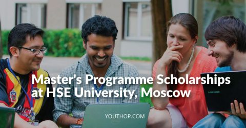 Master's Programme Scholarships at HSE University, Moscow