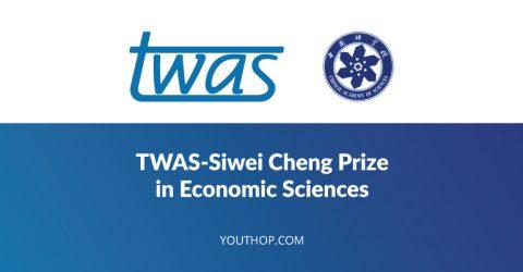 TWAS-Siwei Cheng Prize in Economic Sciences