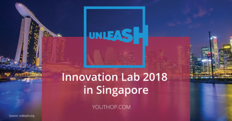 UNLEASH: Innovation Lab 2018 in Singapore