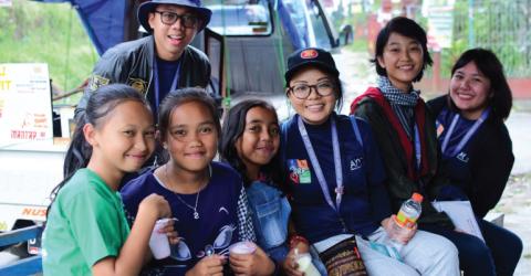ASEAN Youth Volunteer Programme 2018 in Malaysia