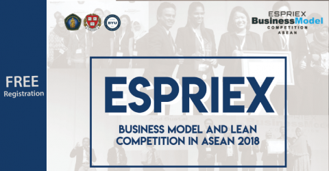 Business Model and Lean Competition 2018 in Indonesia