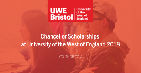 Chancellor Scholarships at University of the West of England 2018