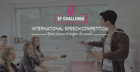 EF Challenge: International Speech Competition