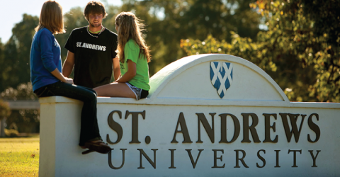 International Undergraduate Scholarship 2018 at University of St Andrews, UK