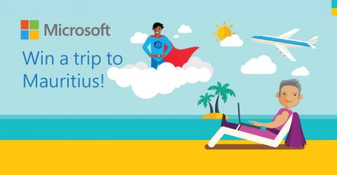 Microsoft Cloud Mauritius Camp 2018