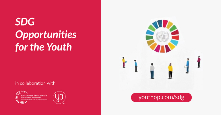 SDG Opportunities for the Youth