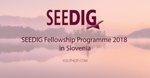 SEEDIG Fellowship Programme 2018 in Slovenia