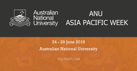 The Australian National University's Asia Pacific Week 2018