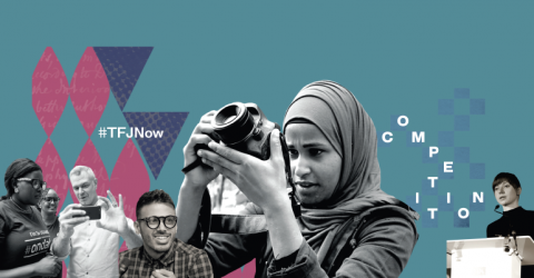 Thomas Foundation Journalism Competition and Scholarship 2018 in London