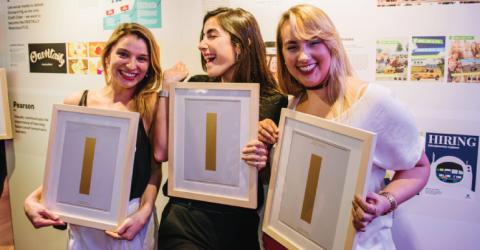 YCN Student Awards 2018