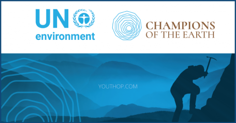 Young Champions of the Earth 2018 by UNEP