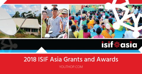2018 ISIF Asia Grants and Awards