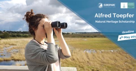 Alfred Toepfer Natural Heritage Scholarship 2018