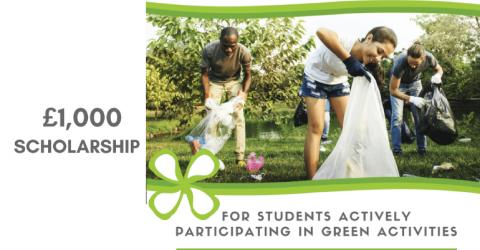 Community Service Scholarship 2018