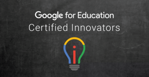 Google For Education Certified Innovator Program 2018