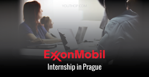 HR Recruitment Internship at Exxon Mobil 2018 in Prague