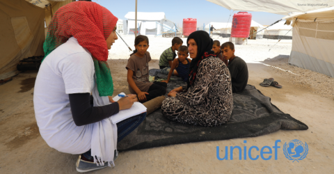 Intern for Gender Based Violence in Emergencies at Unicef